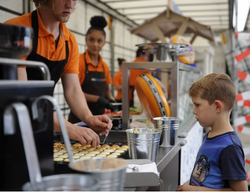 Dutch Foodtruck Concept