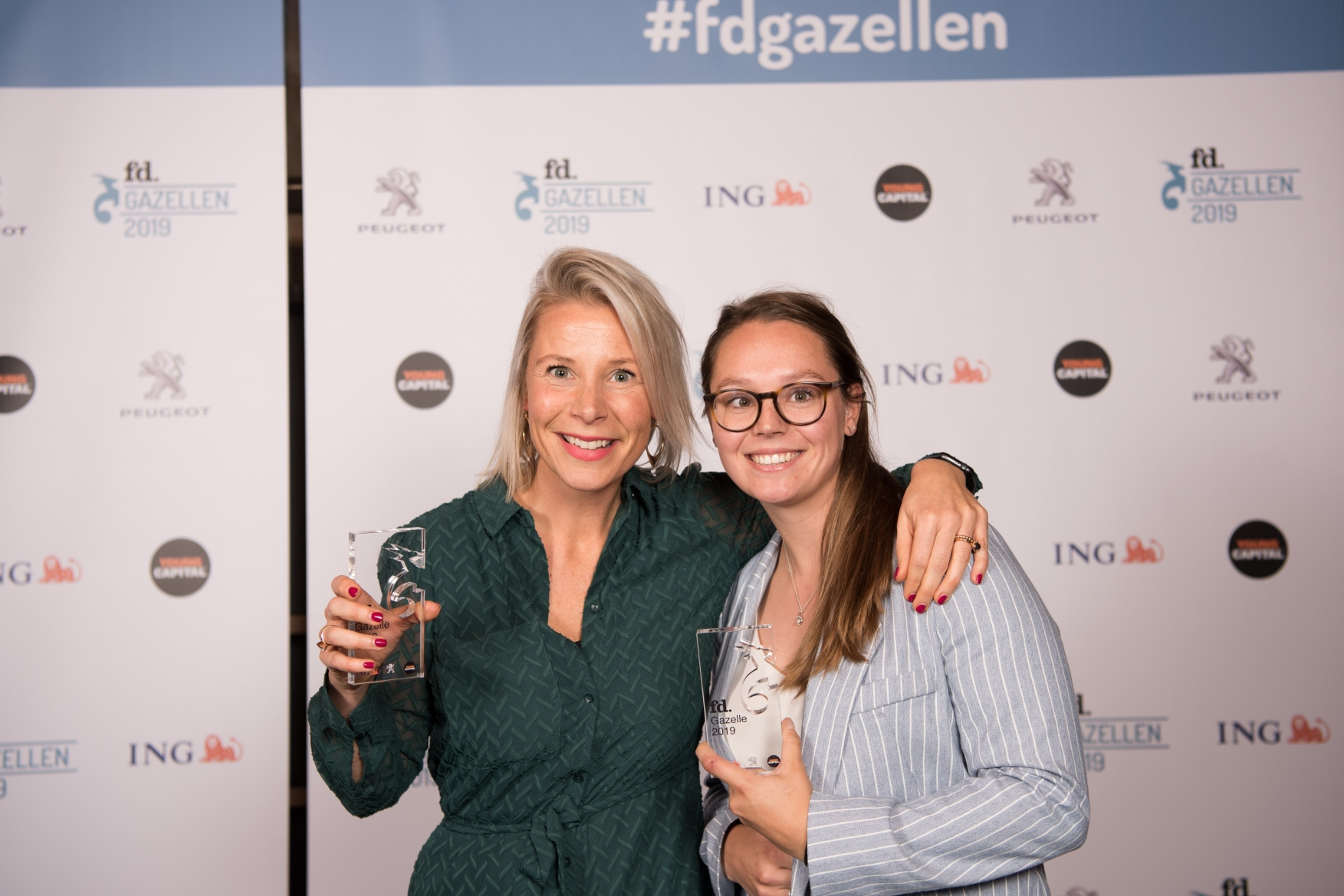 Derde FD Gazellen award voor Dutch Food Concepts