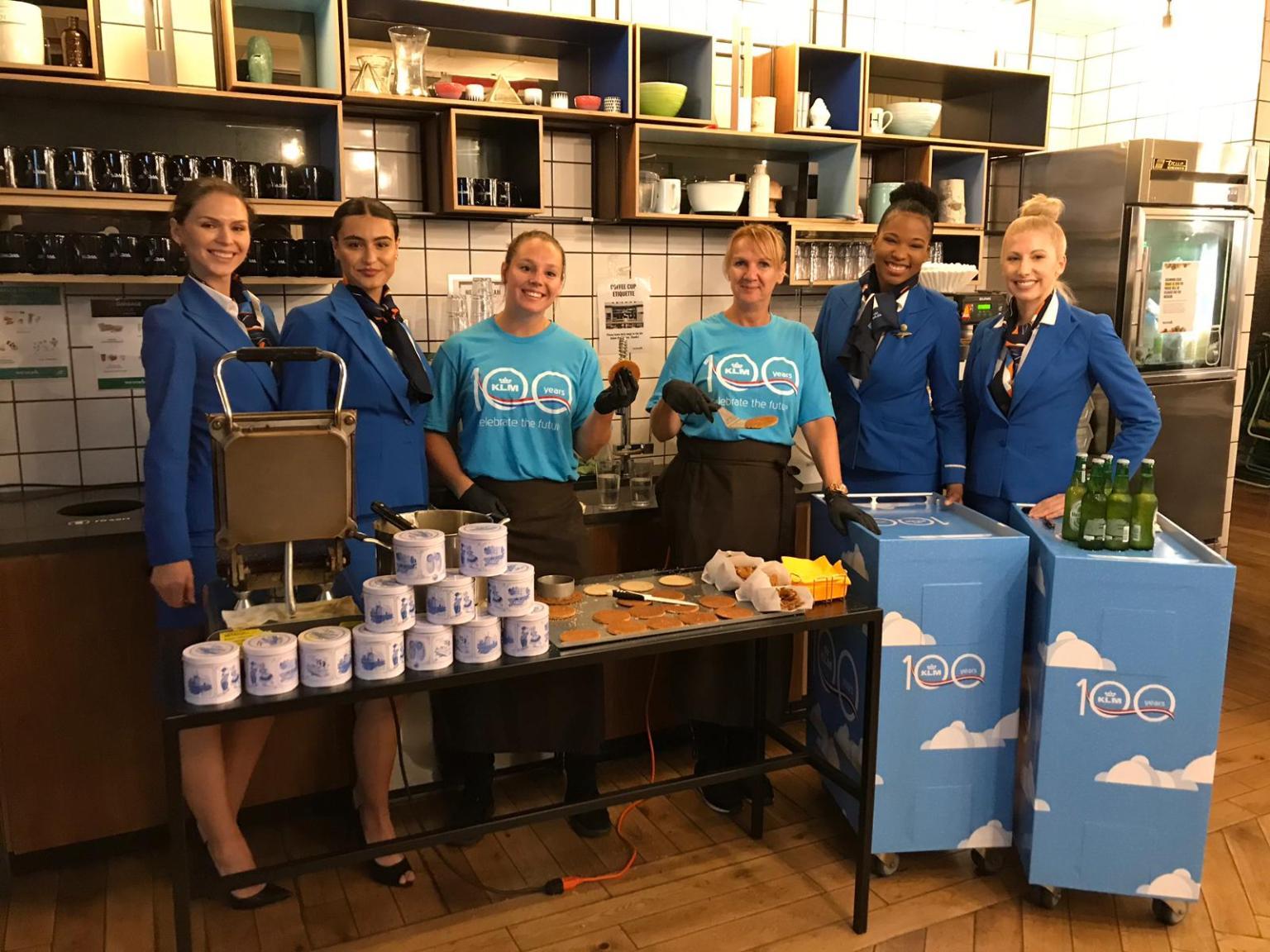 Happy birthday KLM!