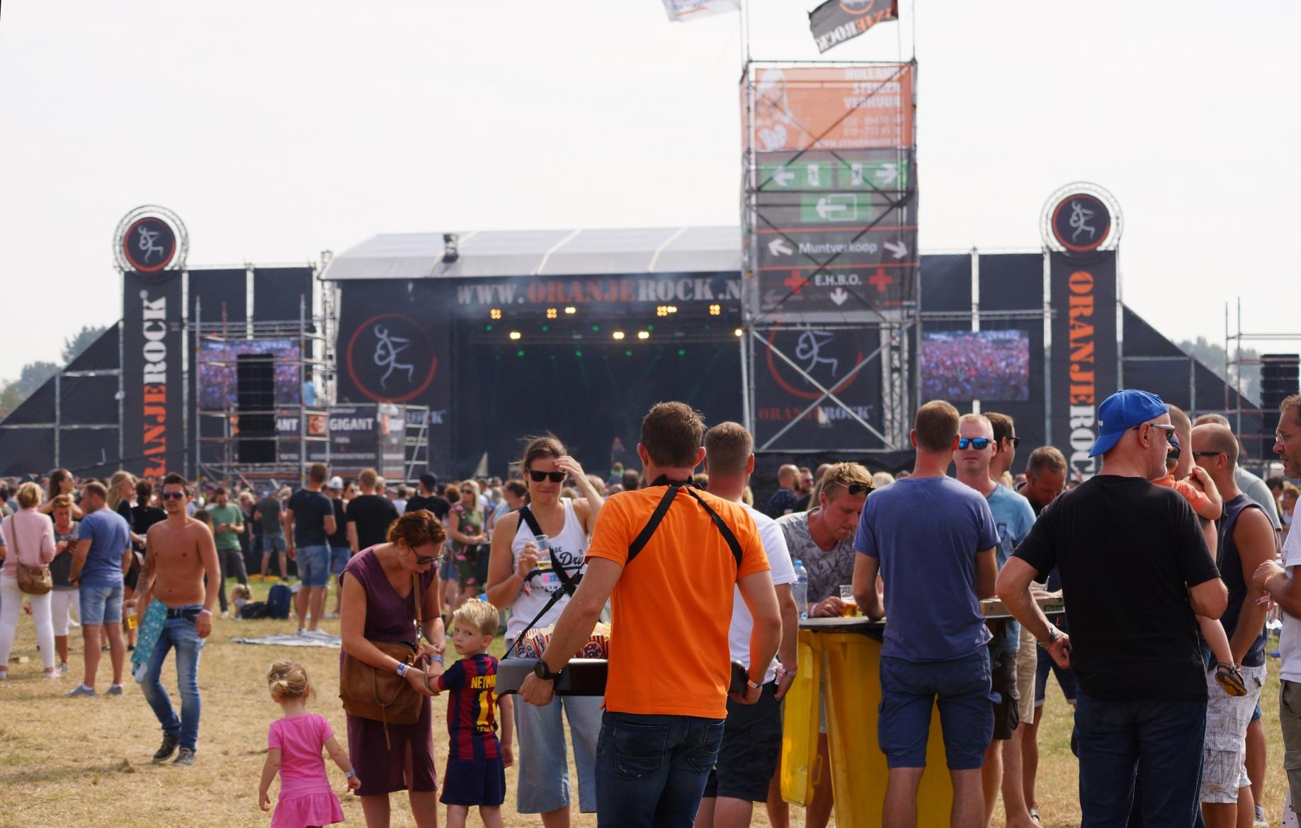 Poppin' festival vibes