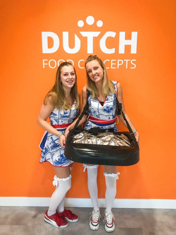 Dutch Food Girls!
